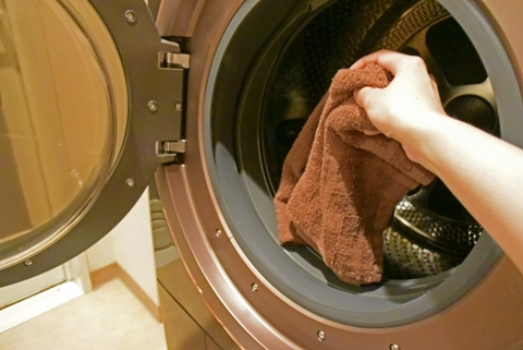 酸素系漂白剤 洗濯槽 ドラム式
