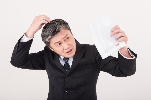 男 女性ホルモン 増やす 薄毛